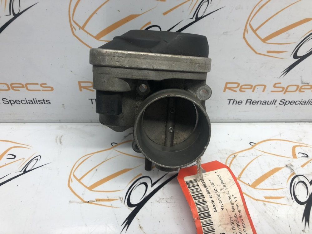 Renault Megane + Scenic 2002-2008 1.6 16v Throttle Body